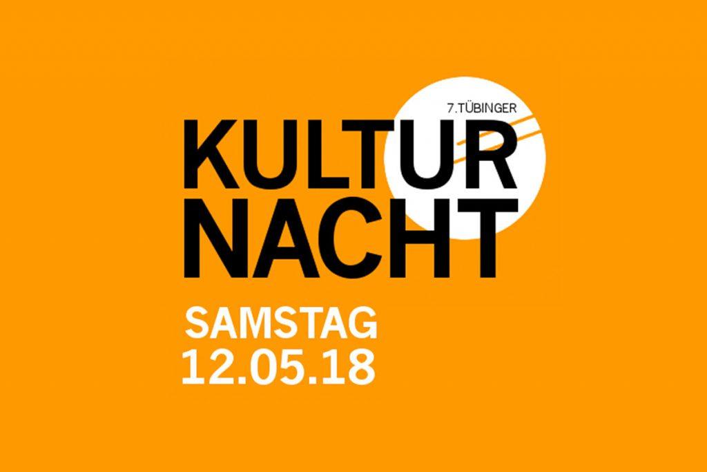12.05.2018 Tübinger Kulturnacht